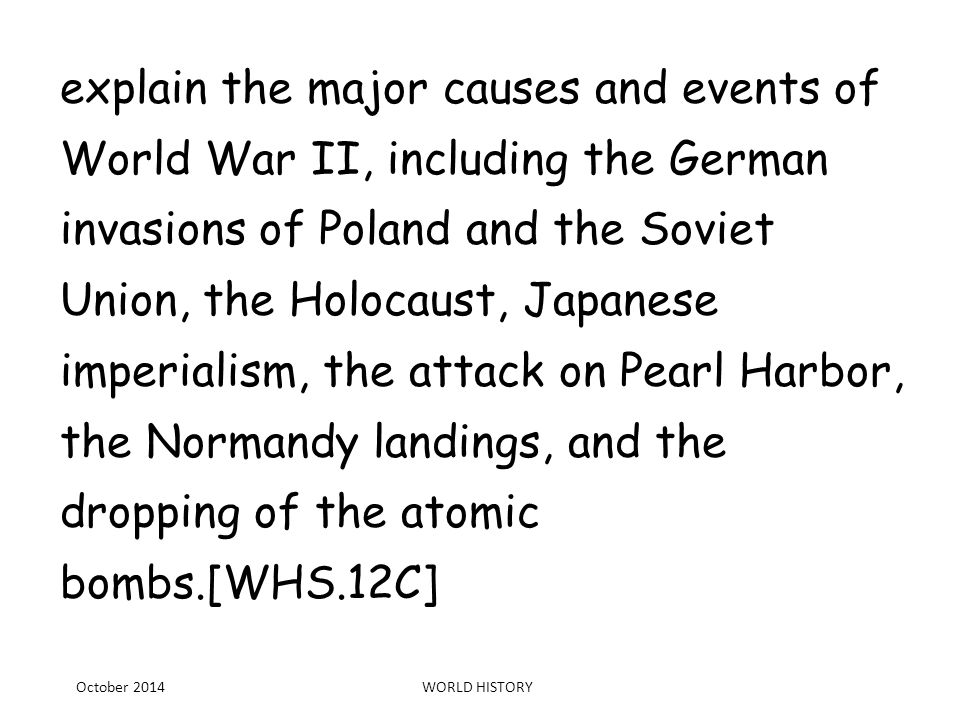 Causes and effects of the holocaust essay